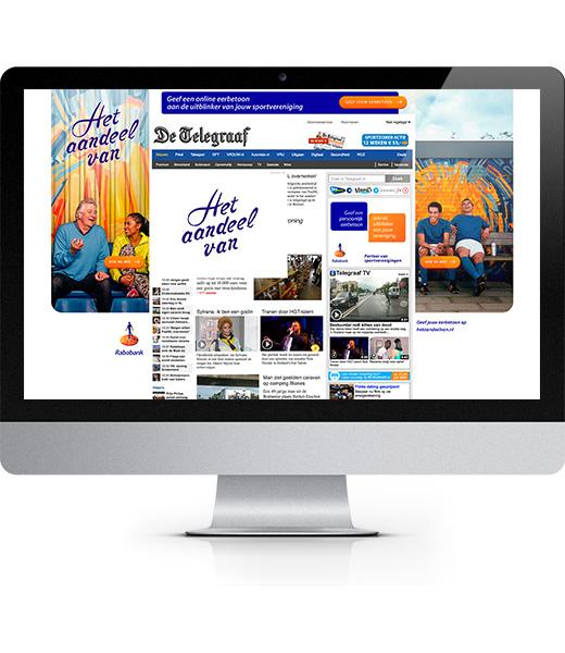 Rabobank Takeover Telegraaf